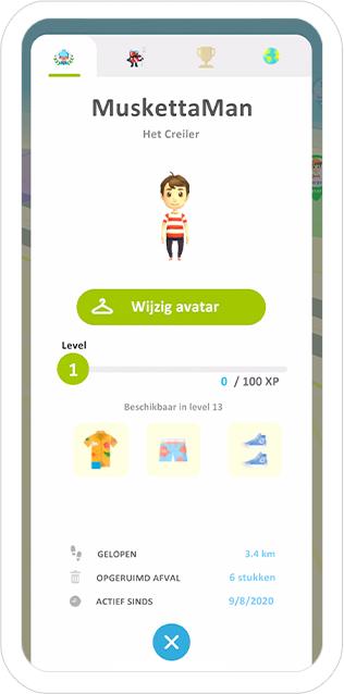profiel-app
